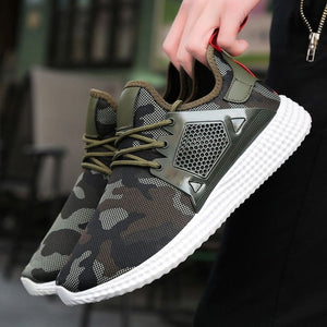 Army Fatigue Sneakers - Everything Crunk