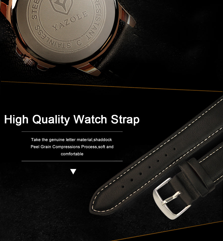 """The Aviator"" watch - Everything Crunk"