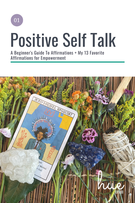 13 Affirmations for Positive Self Talk
