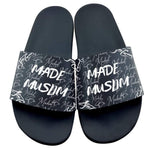 unisex slides men slides - Stae Covered