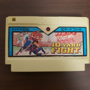 10-Yard Fight (Famicom) - Miscellaneous