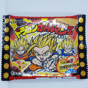 Bikkuriman X Dragon Ball Pack (Super Saiyan Cover)