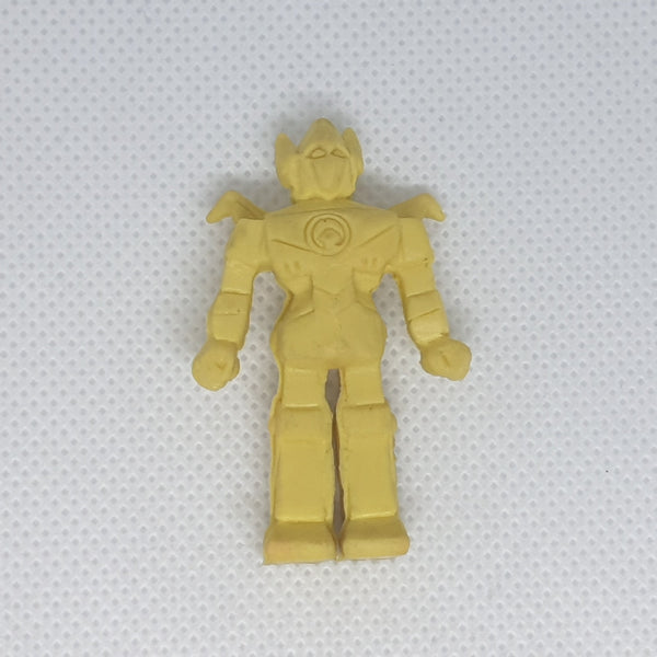 Robot Keshi Dude #4 - Yellow - 20190222