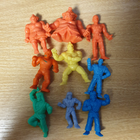 Street Fighter Keshi Lot #1