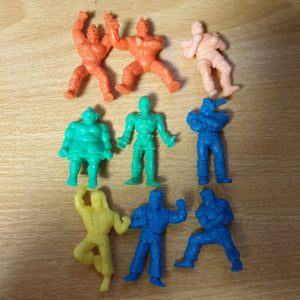 Street Fighter Keshi Lot #2
