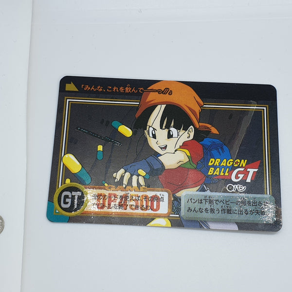 Dragon Ball Z Carddass Prism Card #31