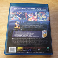 Gold Wing 123 - Limited Edition Blu-Ray