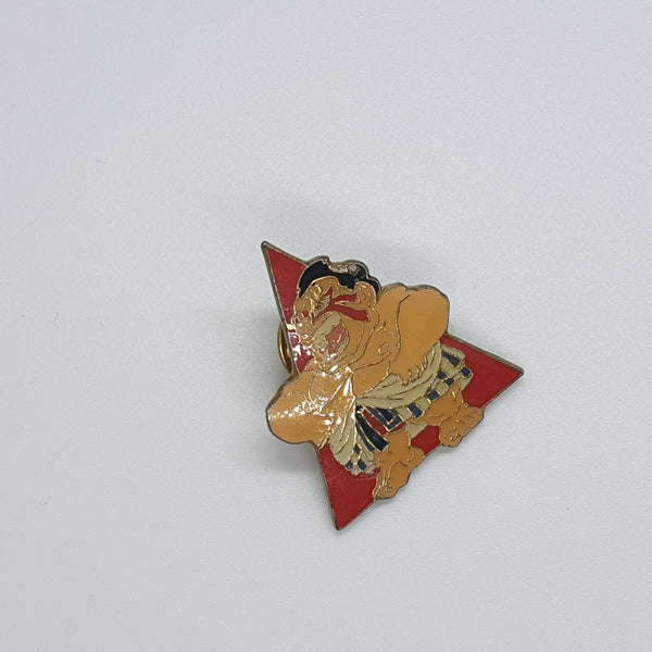 Street Fighter Enamel Pin - E. Honda #2 - 20191111