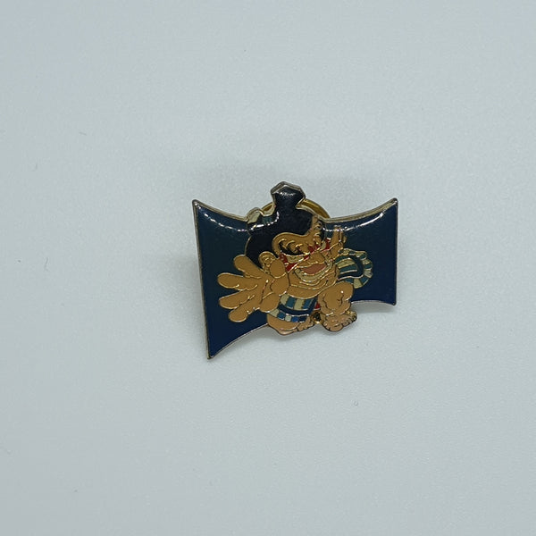 Street Fighter Enamel Pin - E. Honda #8 - 20191111