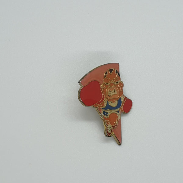 Street Fighter Enamel Pin - Balrog #6 - 20191111
