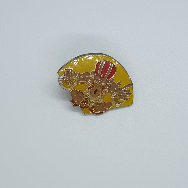 Street Fighter Enamel Pin - Dhalsim #4 - 20191111