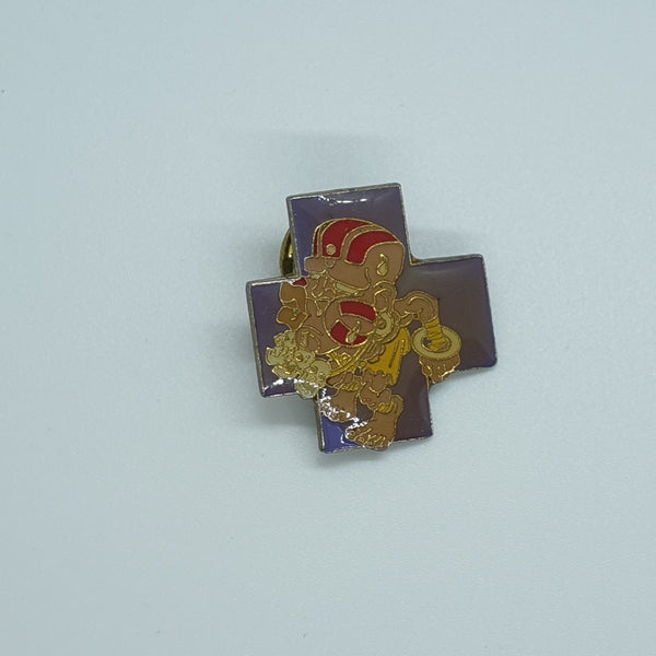 Street Fighter Enamel Pin - Dhalsim #8 - 20191111