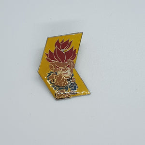 Street Fighter Enamel Pin - Akuma #2 - 20191111
