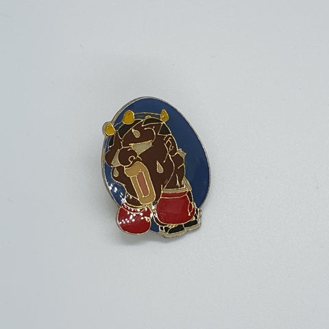 Street Fighter Enamel Pin #2 - Balrog - 20191217