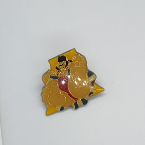 Street Fighter Enamel Pin #18 - E. Honda - 20191217