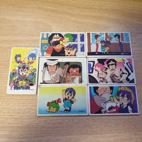 Menko Card Lot - Dr. Slump - 20200119