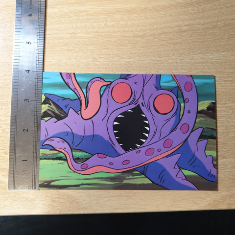Ultraman Cartoon Series Kaiju Postcard - 20200208JPAP