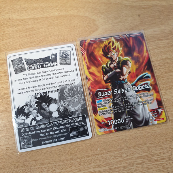 Dragon Ball Super Card Game - Super Dragon Ball Heroes Promo Pack (Nintendo Switch)
