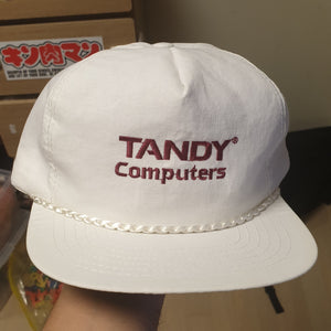 Vintage Tandy Computers Promo Hat / Cap