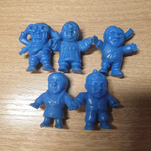 Korean Comedy Show Keshi Fullset - Blue - 20200303