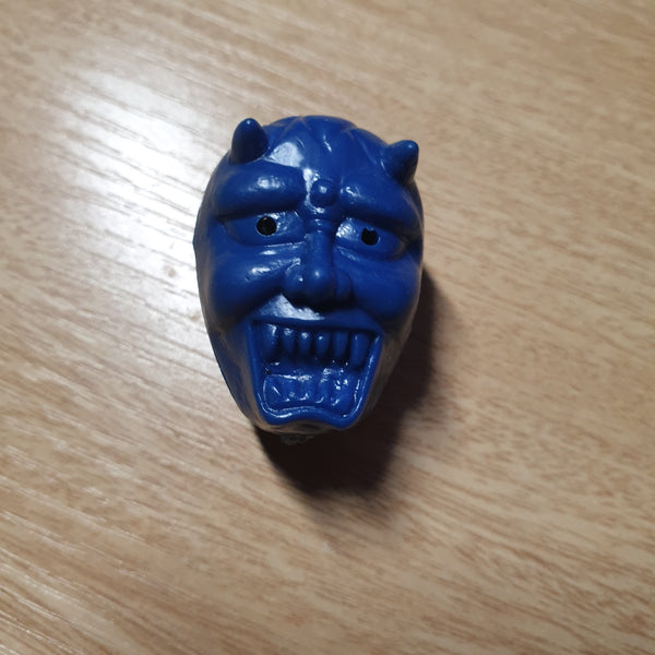 Korean Monster Sparker Head Mini Figure - Oni (Japanese Demon) #30 - 20200316