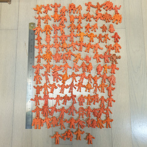 Orange Kinkeshi Lot - 20200329LOT