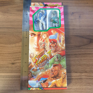 Street Fighter 2 - Korean Keshi Box Set #1