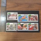 Anguilla Christmas 1981 Disney Stamps - 20200605