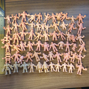 Kinkeshi Lot - Flesh (66 pieces) - 20200612