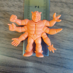 Kinkeshi - Part 21 - New Ashuraman - Orange - 20200716 - BL03