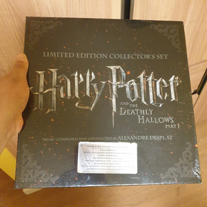 "Harry Potter and the Deathly Hallows Part 1: Limited Edition Collector's Set (CD, DVD & 7"")"