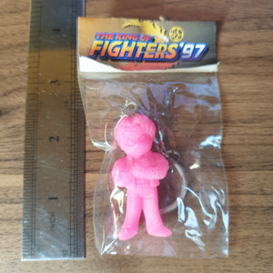 King of Fighters Mini Keshi Figure Keychain (MADE IN KOREA) #7 - 20200728