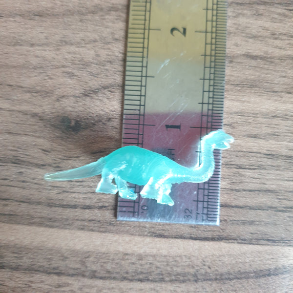 Tiny Dinosaur #1 - Clear Blue - 20200816 - BL08