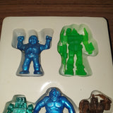 Korean Bootleg Keshi Box Set (w/ MUSCLEMANIA & Transformers Decoys)