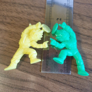 Dragon Ball Z - Vegeta & Goku Fusion - Green & Yellow - 20200927 - BL17