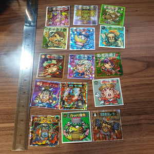 Bikkuriman 2000 Sticker Lot #08 - 20201020 - BL11