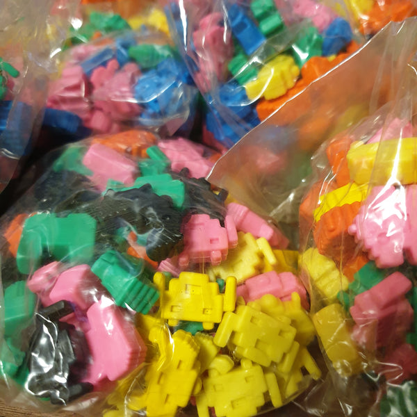 Bag Of Space Invaders Keshi - 20201024 - BL20