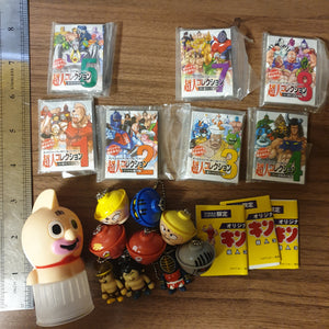 Kinnikuman Mini Figures Lot - 20201029