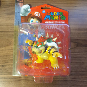Super Mario Bros Mini Figure Collection - Bowser (2009) - 20201123 - BL32