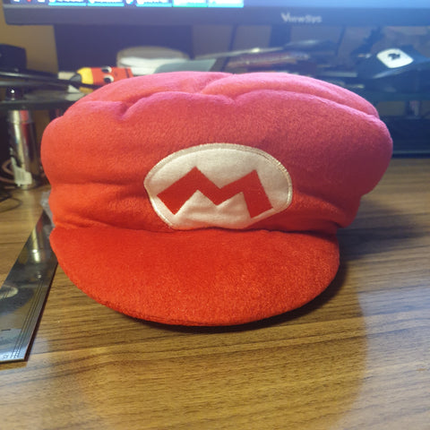 Club Nintendo Prize / Reward - Super Mario Hat / Cap - 20201123 - BL32