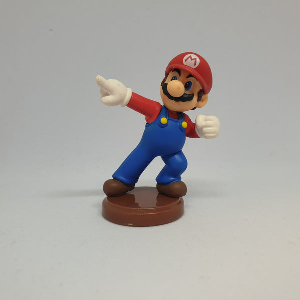 Furuta Super Mario Series Mini Figure - Mario #7 - 20201124 - BL32