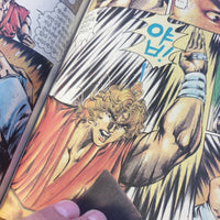 Weekly TOP World Comics / 주간 TOP 천하만화 - 1993 / Issue #49 (KOREAN MANGA) (STREET FIGHTER)