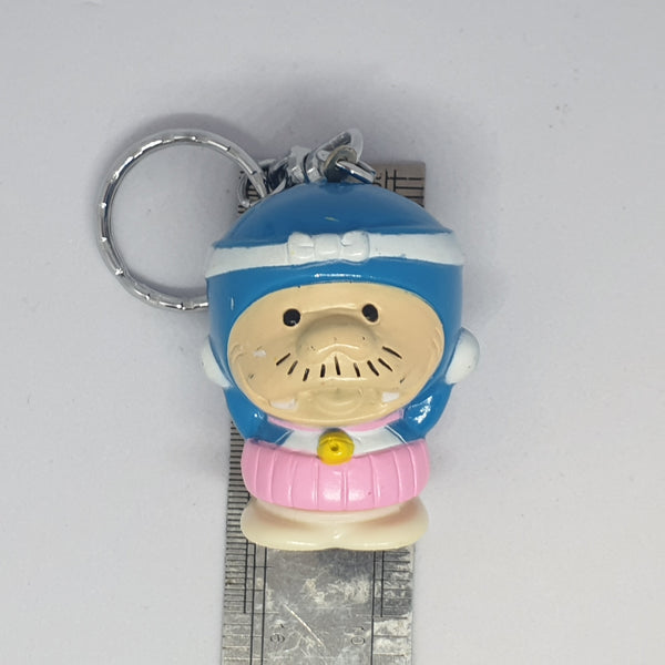 Weird Dude Wearing Doraemon Outfit Mini Figure - 20201212 - BL34
