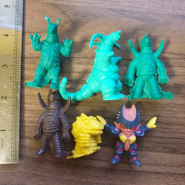 Small Kaiju Keshi Lot (PLUS ONE MINI FIG) - 20210111