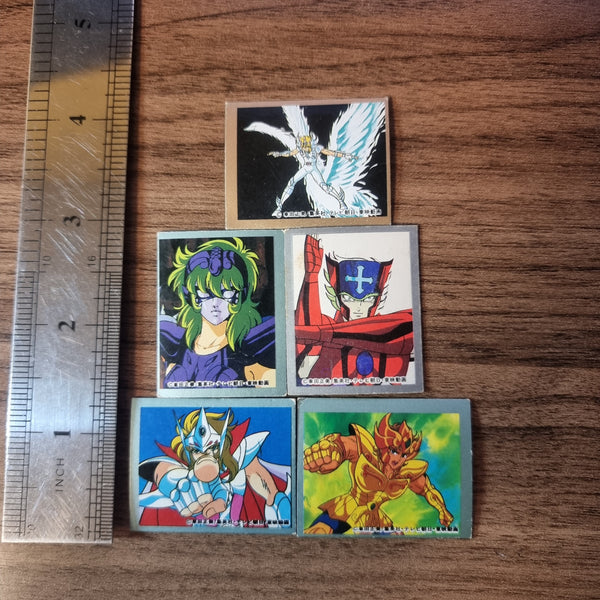 Saint Seiya Mini Magnet Lot - 20210227 - BL44