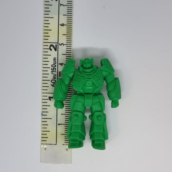 I'm not even going to try to name these fucking mech dudes. #16 - Green - 20210327 - BL53