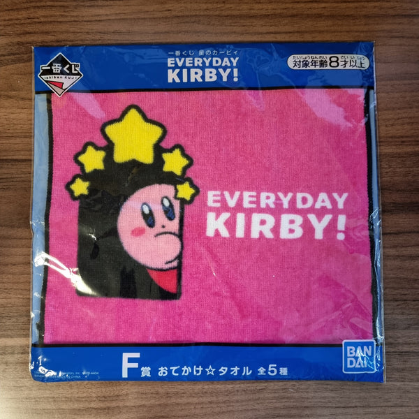 EVERYDAY KIRBY! Mini Towel (NEW) - BL61