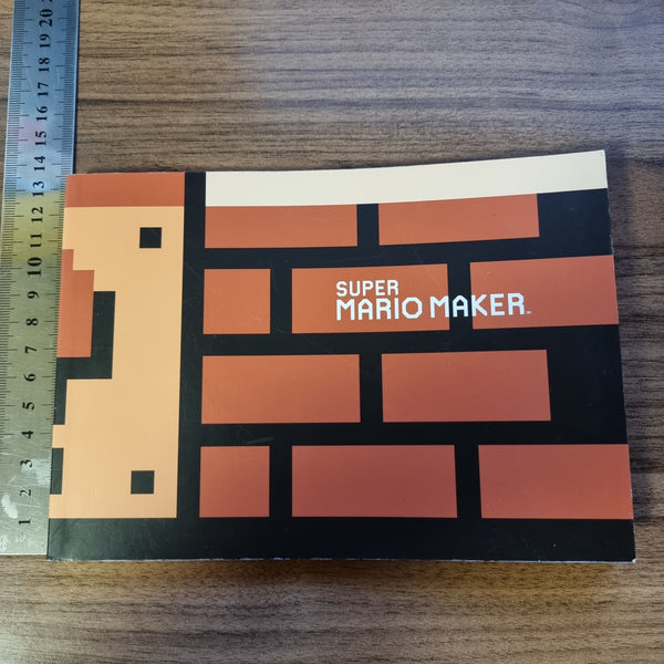 Super Mario Maker Art Book (Wii U) - 20210511 - BL61