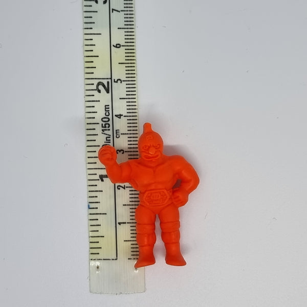 Kinkeshi - Kinnikuman w/ Belt - Orange - 20210513 - BL58