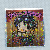 Attack on Titan Bikkuriman Sticker - Sasha (PT2)